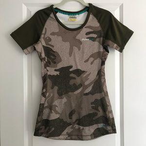 CABELA'S Short Sleeve Camo Tee Shirt NWOT!